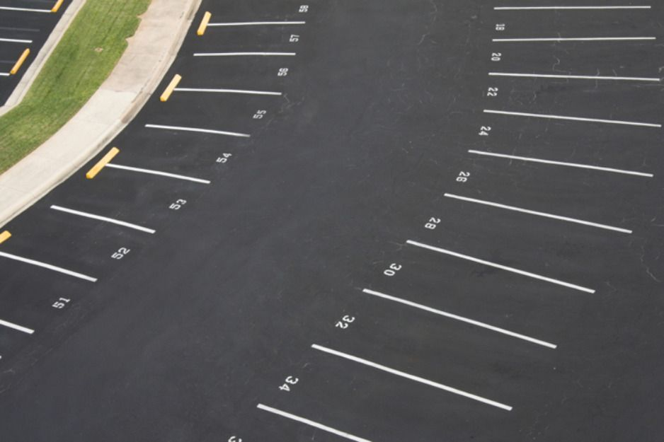 Complete Road Striping Services in Winter Garden Florida