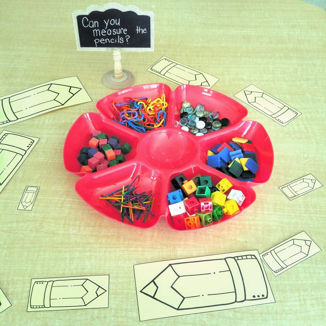 Can You Measure The Pencils Math Provocation For