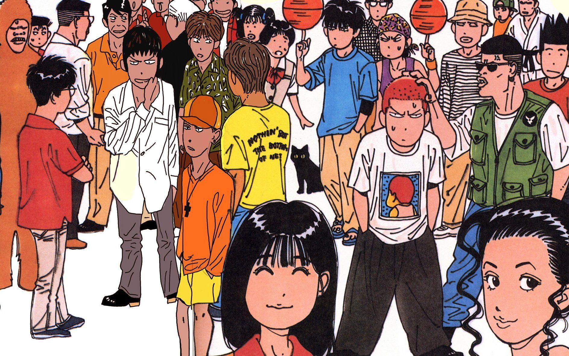 INOUE 先生 on Twitter in 2020 Slam dunk anime, Basketball