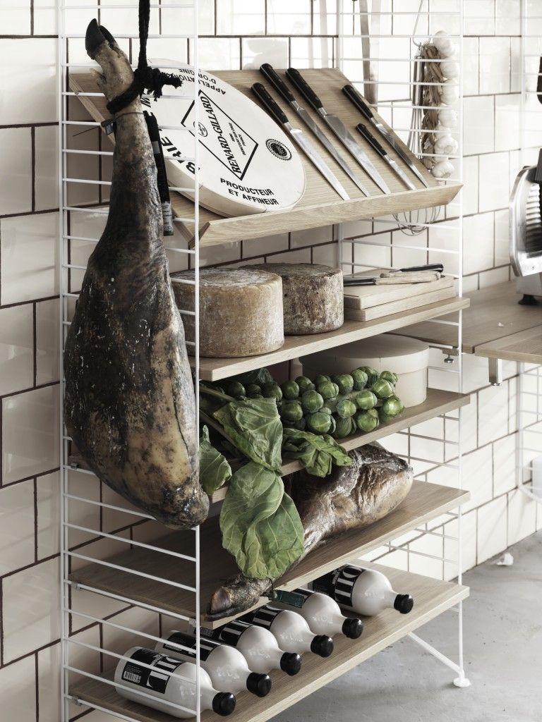 Inspiration Regalsystem, Regal, Küche esszimmer