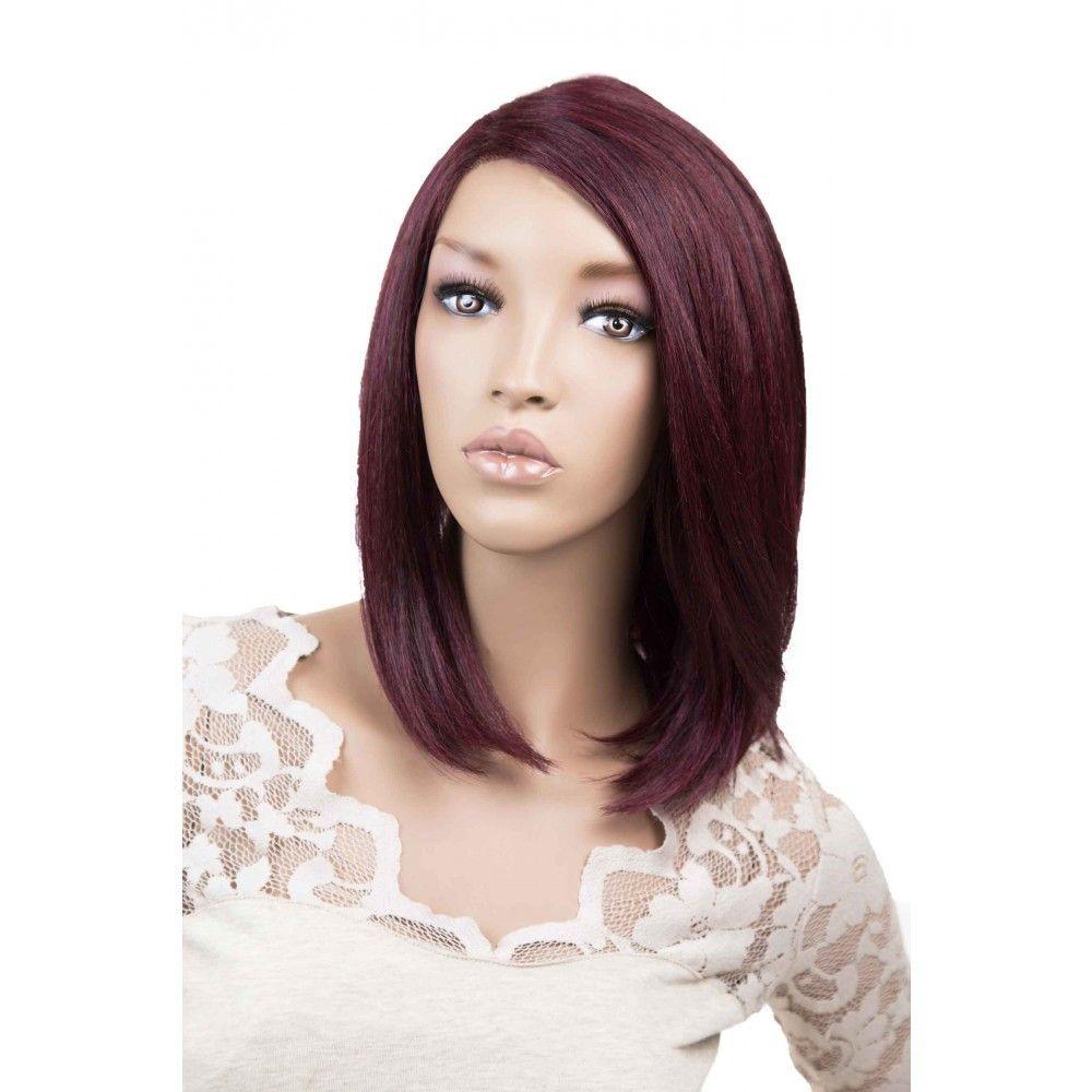 Vivica Fox Lace Front Wig Sandra Color 99J Wigs Pinterest
