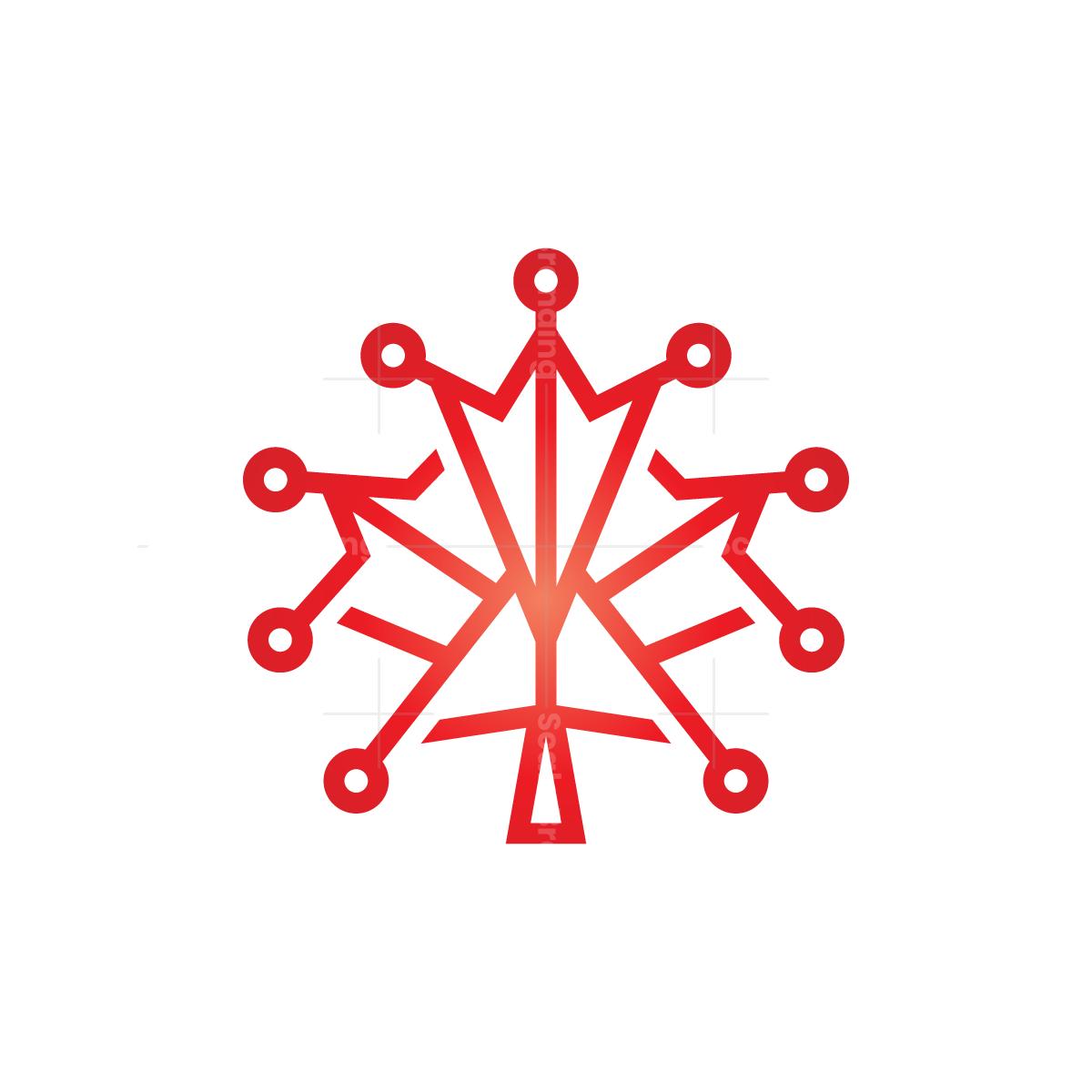 Technology Canada Logo Canada Logo Maple Leaf Logo Simple Logo