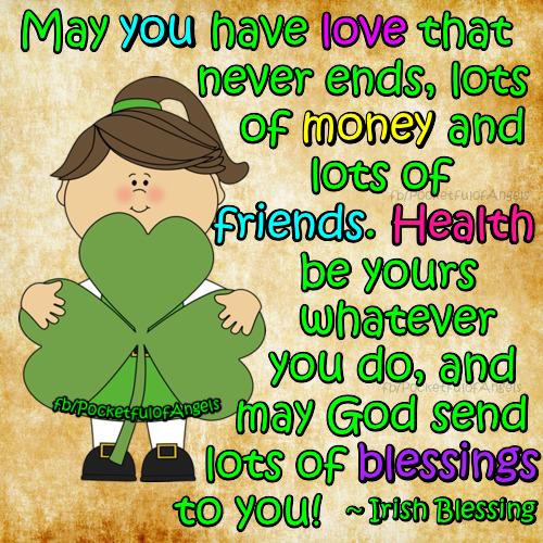 Good Luck Prayer Quotes: Abundance Angel