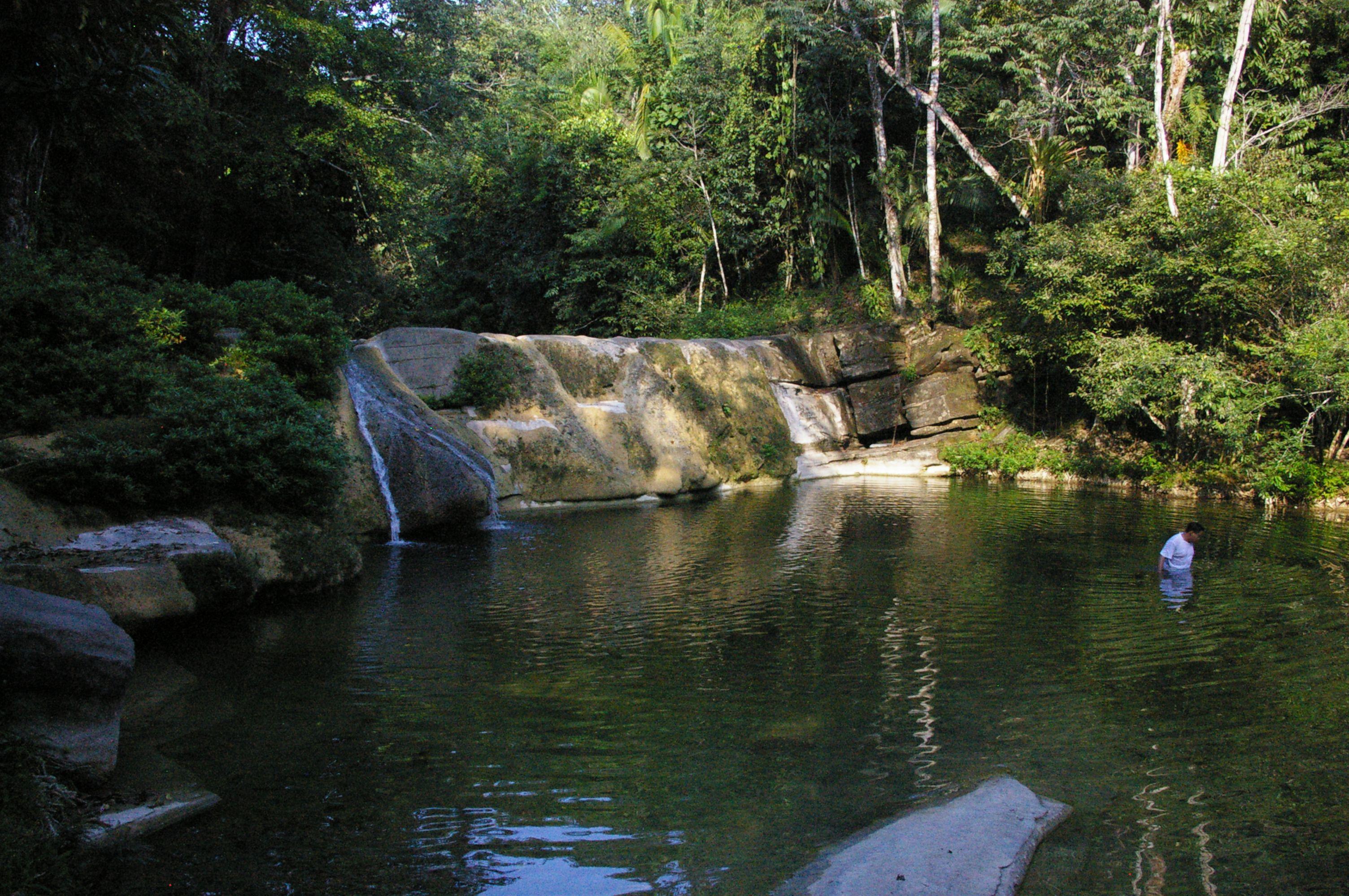 San Antonio Falls San Antonio Toledo Belize Belize