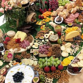 Ten Of The Best Wedding Grazing Tables Brisbane Qld Grazing