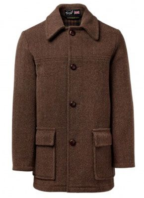 60th anniversary Litchfield 1950s car coat by Gloverall | Jackets ...