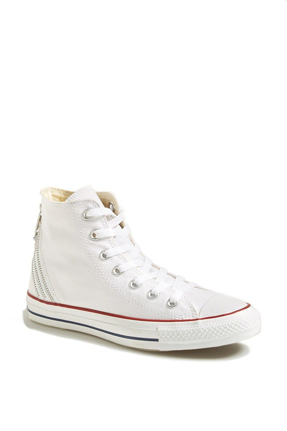 77826b9fc442 Converse Women s Chuck Taylor Triple Zip Hi Basketball Shoes   Unbelievable  item right here!   Basketball shoes