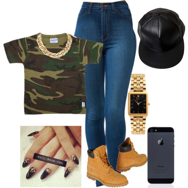 im reppin it - Polyvore