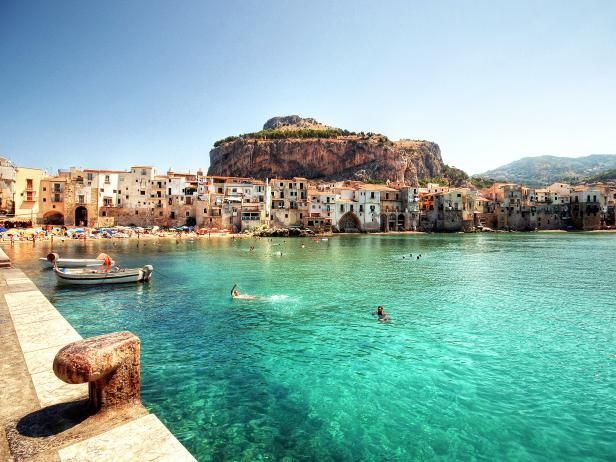 Best Places To Take A Dip In Italy