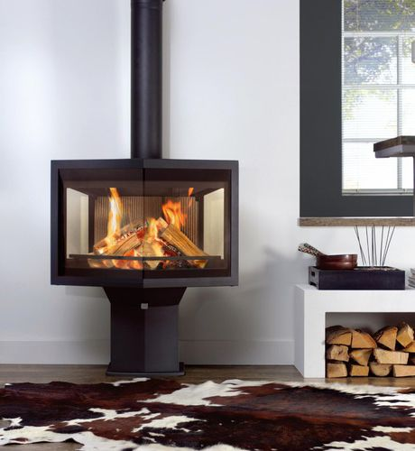 Modern Scandinavian Wood Stoves Google Search