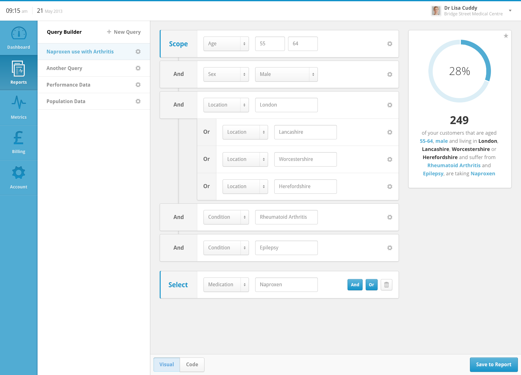 Pin by Nina Dinoff on Query builders | Web ui design, Best ui design