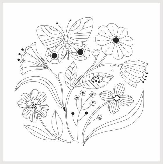 Transfer Pack 1 | Art Cart Seniors | Pinterest | Bordado y Viera