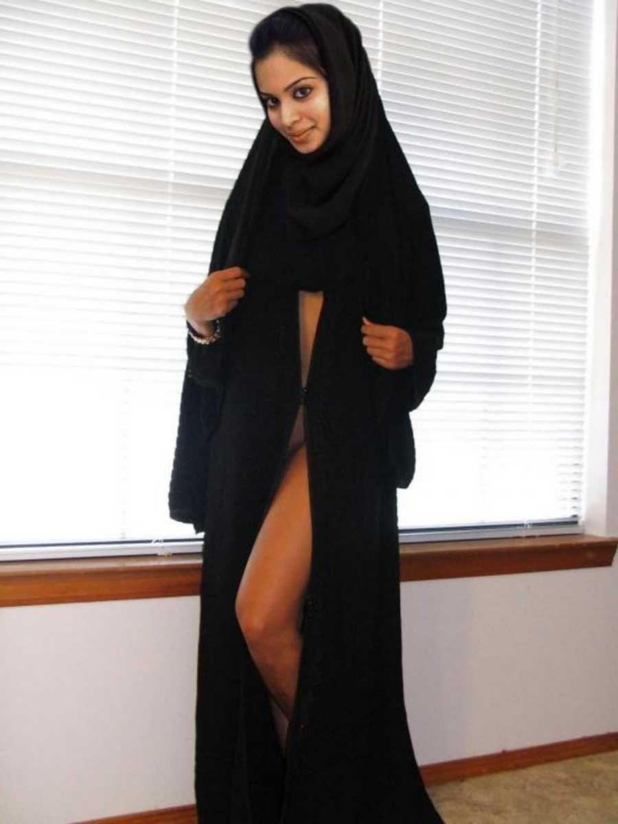Similar. Clever sexy girls arab in bikini in car hijabi