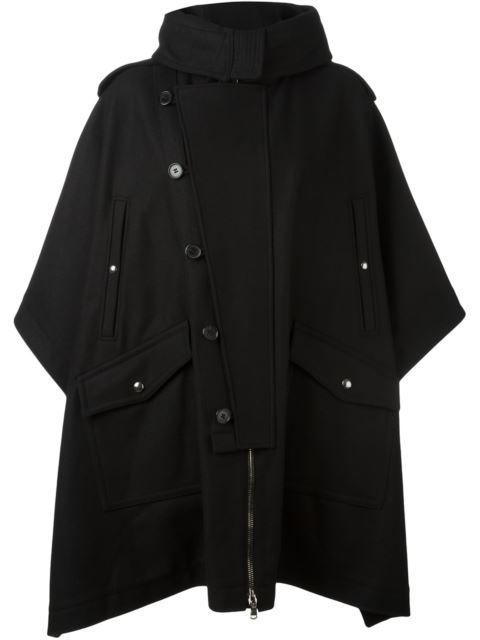 Diesel Black Gold 'Keshinki' oversize coat