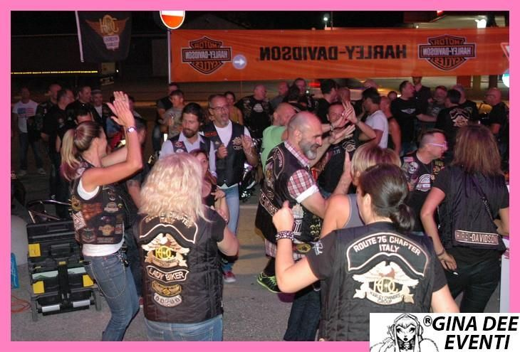 Evento Harley Davidson ginadee.com