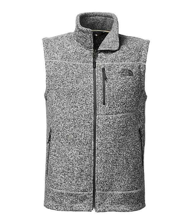 9a66c6ffb The North Face Gordon Lyons Vest in Medium Grey Heather for Men ...