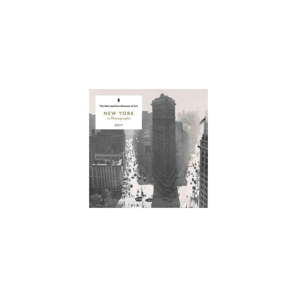 New York in Photographs 2017 Calendar (Paperback)