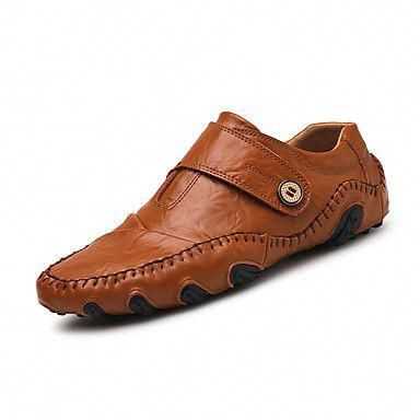 men's nappa leather spring / summer / fall casual
