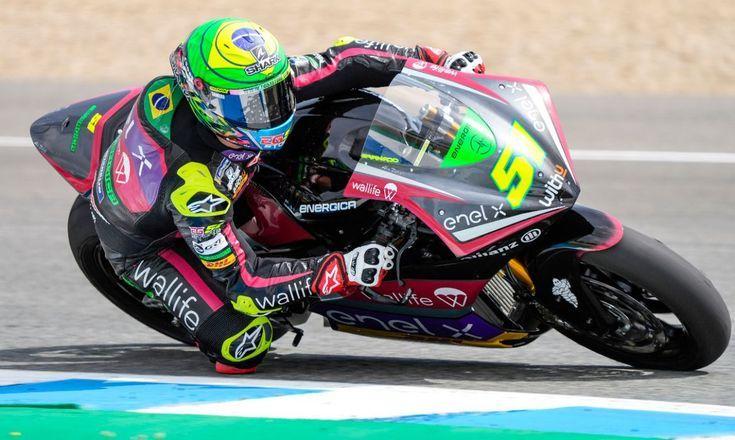Eric Granado moto e - rk motors
