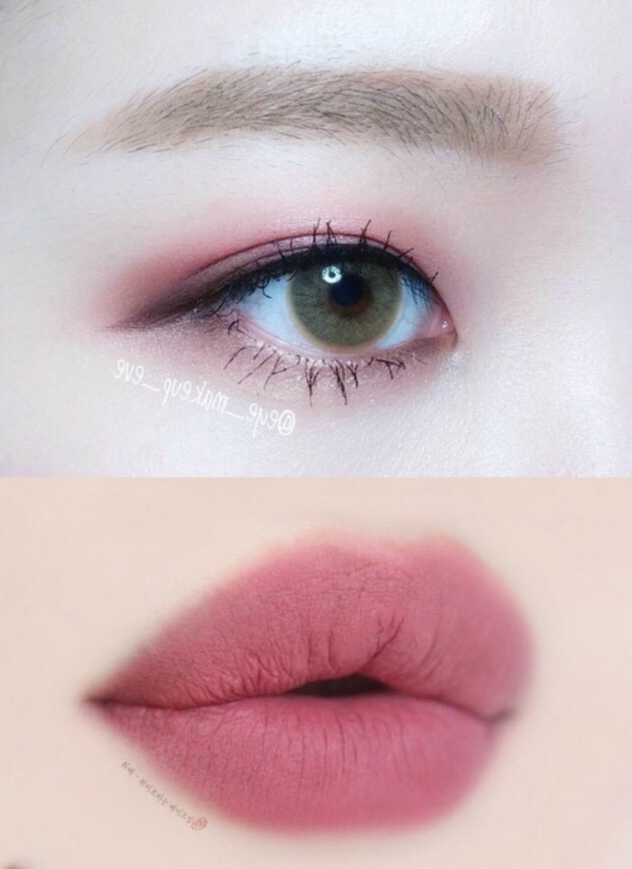 Pin by Bbammubi on nail / make up   Pinterest   Makeup, Korean ...