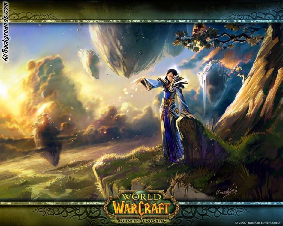 Wow Wallpaper Blood Elf Priest Speed Art Youtube 943754