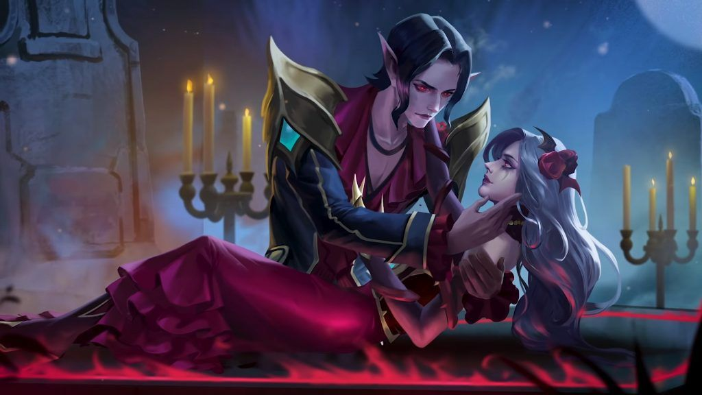 Carmilla S Lover Makes His Way To Mobile Legends Just In Time For Valentine S Day Carmilla Cecil In 2020 Mobile Legend Wallpaper Mobile Legends The Legend Of Heroes