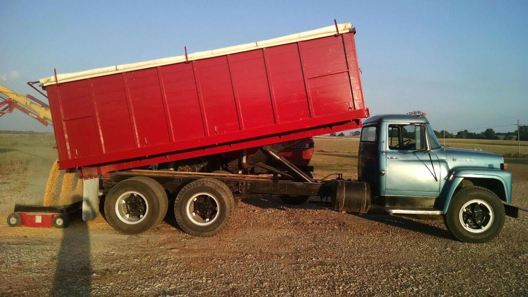 Pin By Fred Farkel On International Truck Farm Trucks Trucks