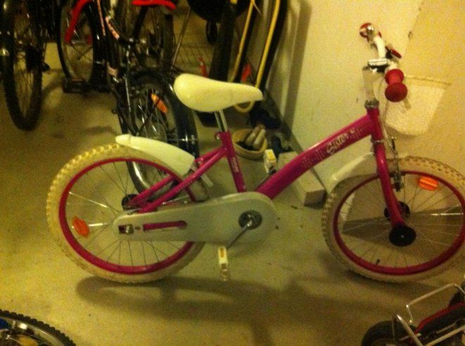 Tyttöjen pyörä