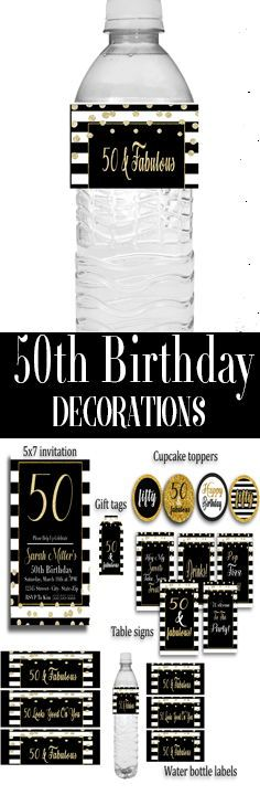 photo relating to 50th Birthday Signs Printable identified as printable 50th birthday signs or symptoms -
