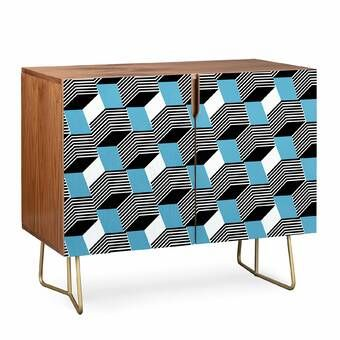 Retro Sideboard Makeover Living Rooms