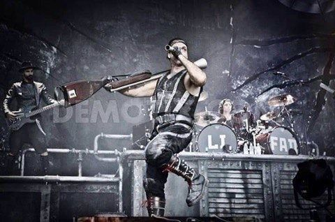 See this Instagram photo by @rammstein_rock • 59 likes