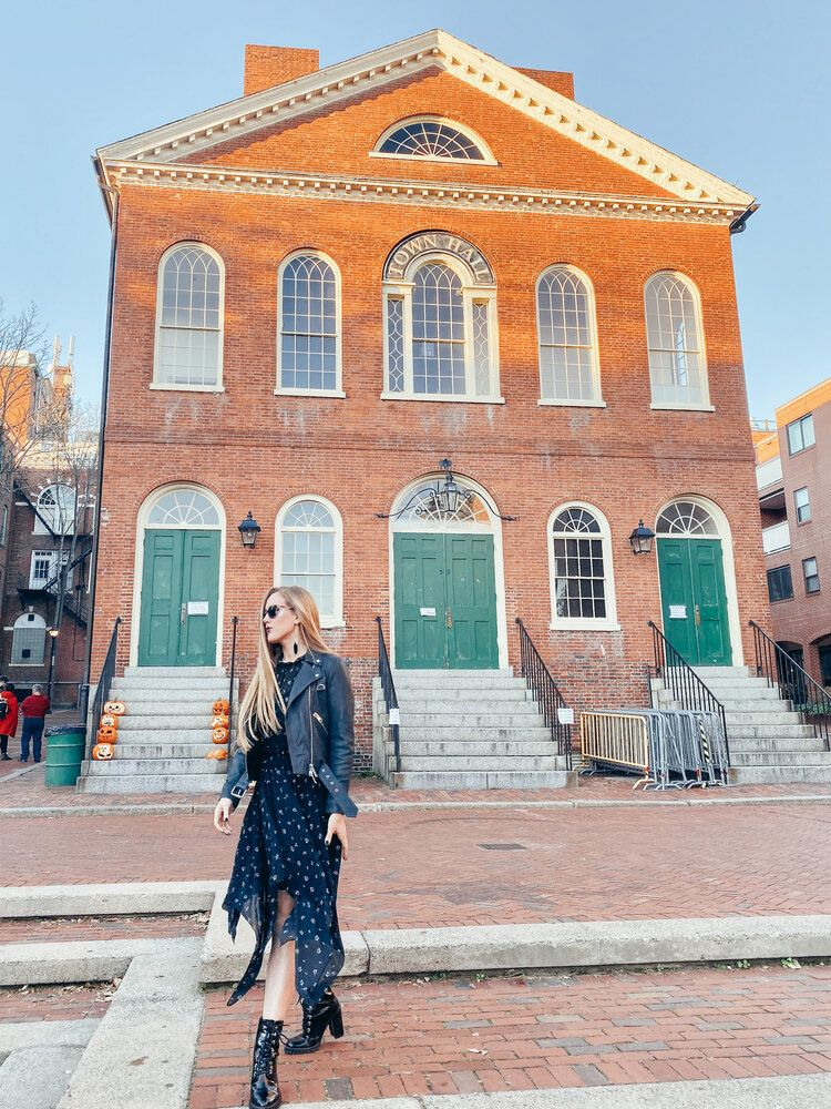 Best Things To Do In Salem Ma In October The Backstage Blonde In 2020 Salem Witch House Hocus Pocus House Witch House