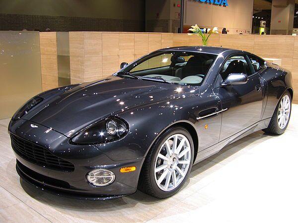 Aston Martin Vanquish Httpsptmwikipediaorgwiki - Aston martin wiki