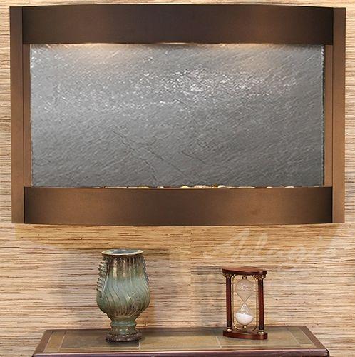 Indoor Wall Water Features Calming Waters Lightweight
