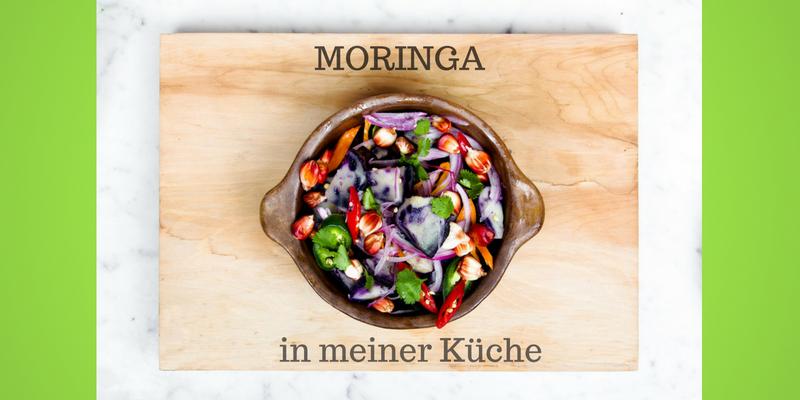 Wie verwende ich Moringa in meiner Küche
