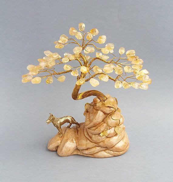 Дерево счастья - Бонсай Горный (S-75) с корнями (с ...