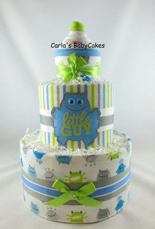 Monster diaper cake boy diaper cake baby diaper cake baby monster diaper cake boy diaper cake baby diaper cake baby shower gift baby shower decoration new mom gift baby boy gift negle Images
