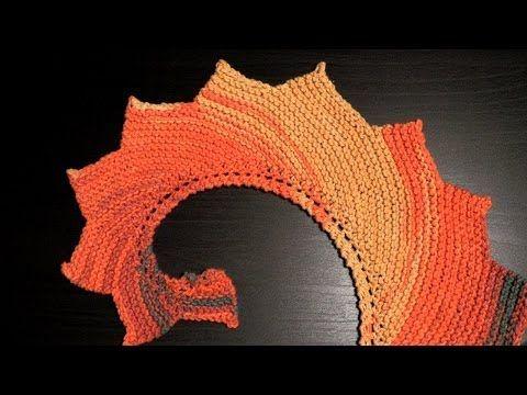 Drachenschwanz Häkeln Lernen Katia Belice Youtube Auch In