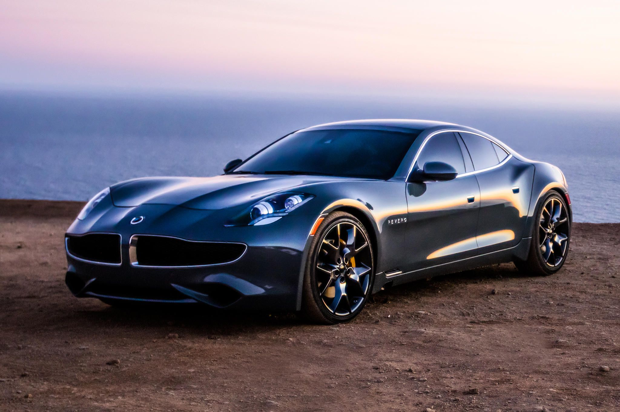 2017 Karma Revero Is Unveiled With 130 000 Price Tag And New