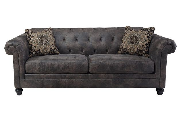 Cobblestone Hartigan Sofa - Ashley Furniture on Sale for $699 ...