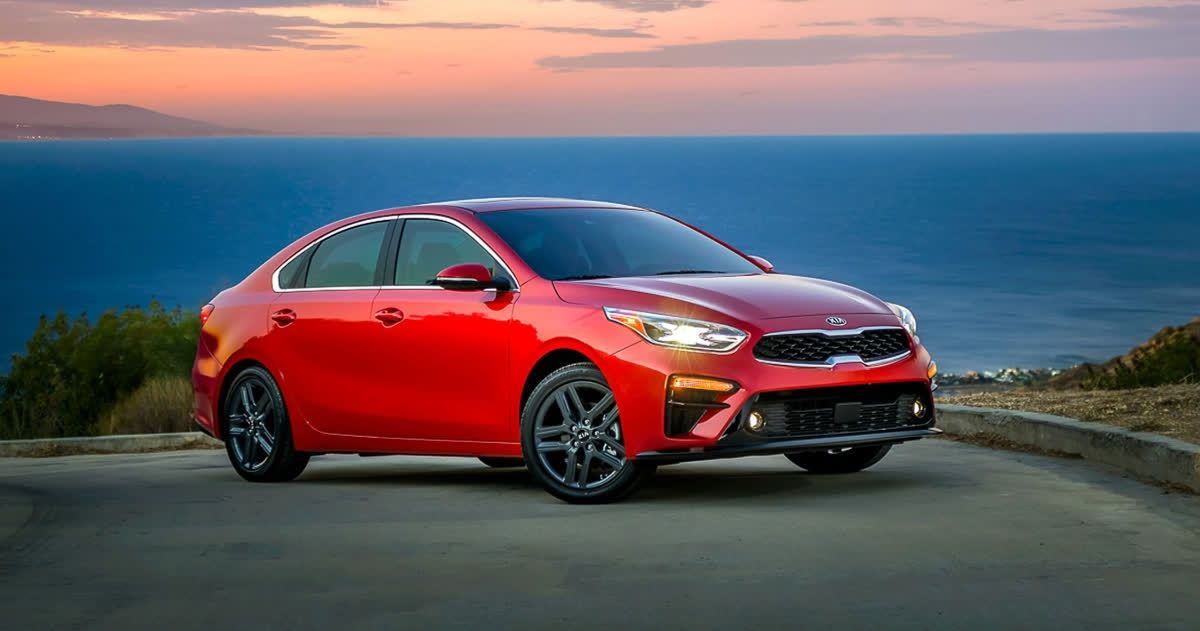 Unseen Is The New Kia Forte S Unibody Chassis Which Is New And