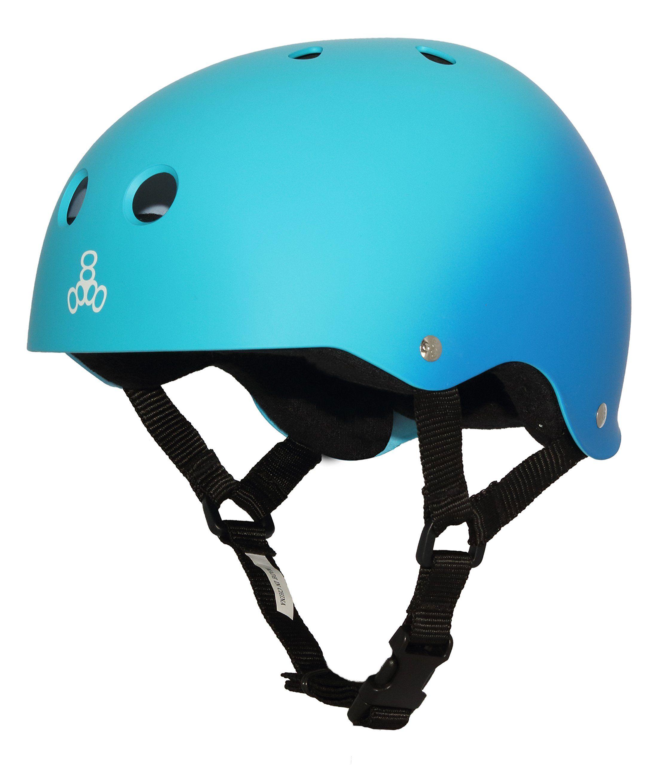 Triple Eight Helmet with Sweatsaver Liner *** Learn more