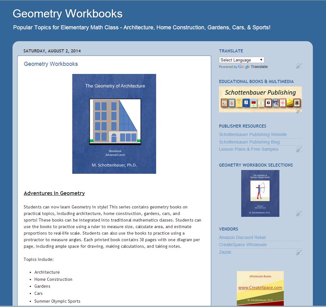 Geometry Workbooks Amp Worksheets Geometryworkbooks