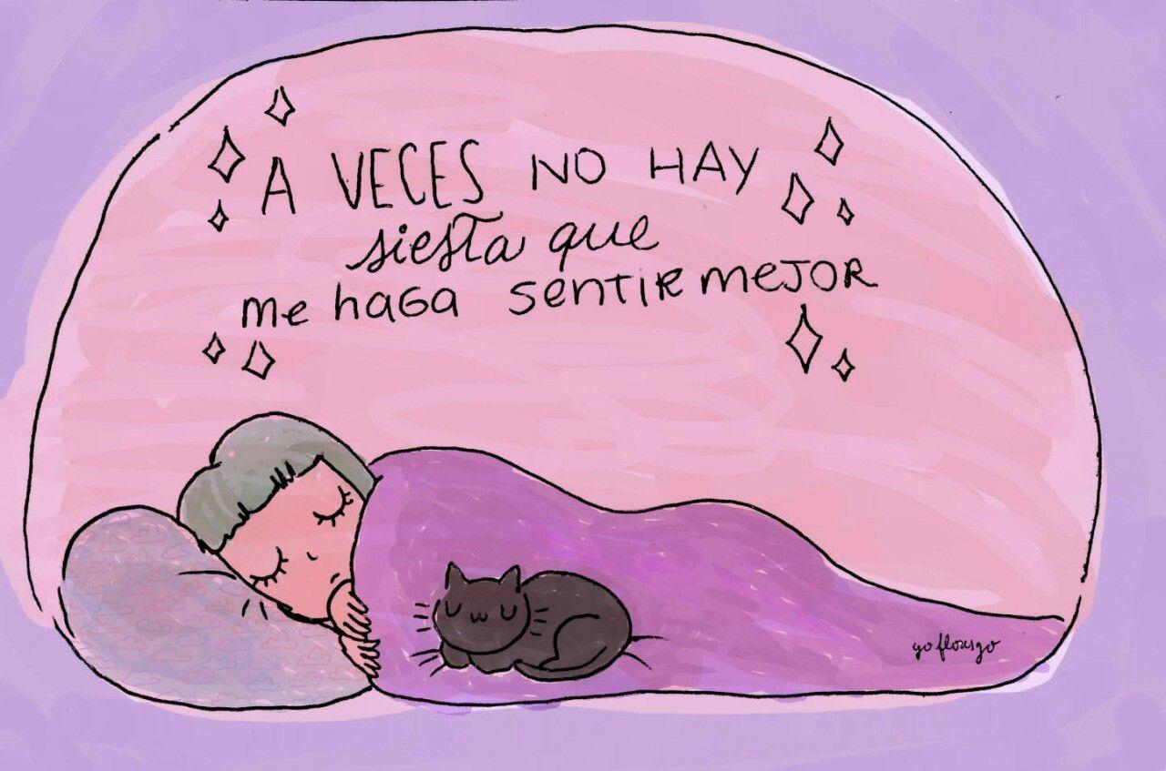 Dormir es un placer...