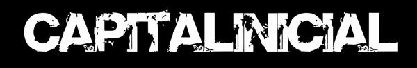 capital inicial logo preto e branco - Pesquisa Google