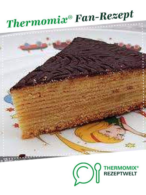 Baumkuchen | Rezept | Gute rezepte | Thermomix, Baumkuchen ...