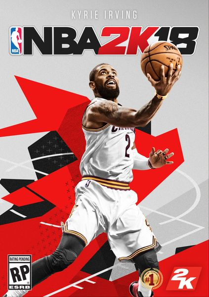198576435ae NBA Champion Kia NBA All-Star MVP and Cover of NBA 2K18 NEW YORK-Jun. 1  2017- 2K today announced that Cleveland Cavaliers point guard Kyrie Irving  as the ...