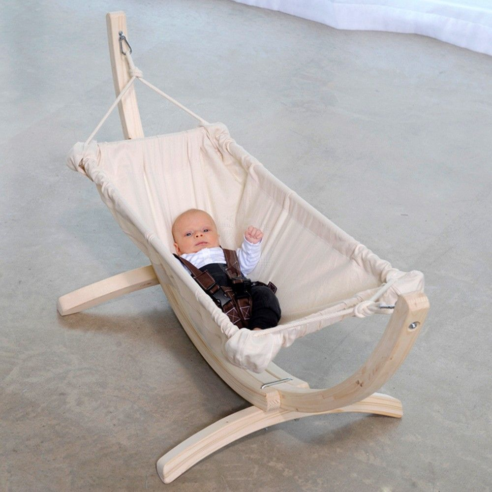 baby gear http   www relaxtribe   kaya natura leo stand baby hammock with      rh   pinterest
