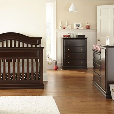 Savanna Tori 3 Pc Baby Furniture Set Espresso Jcpenney Baby