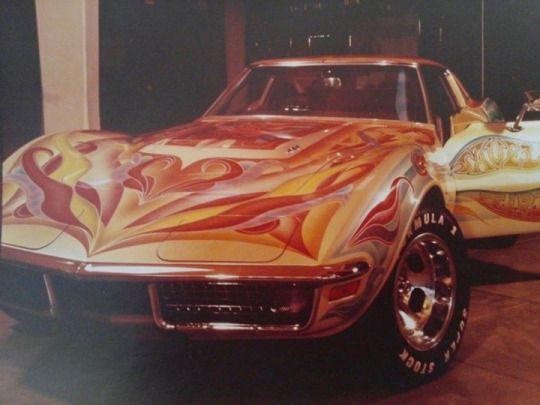Stiffspeed Vintage Muscle Cars Custom Paint Jobs Vintage Muscle